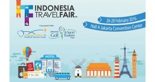 Indonesia Travel Fair 2016
