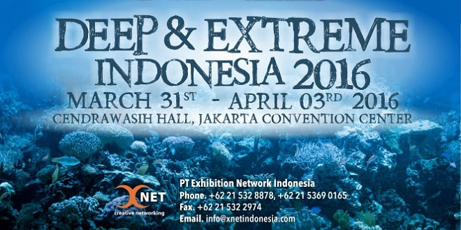 Deep & Extreme Indonesia 2016