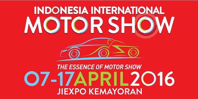 Indonesia International Motor Show 2016