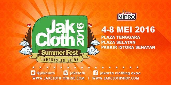 Jakcloth Summer Fest 2016