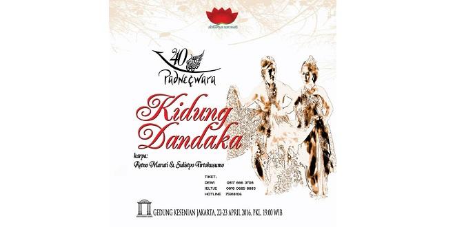 Opera Jawa Kidung Dandaka