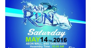 UPH 5K Run Festival Splash Run
