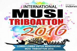 International Musi Boatton 2016